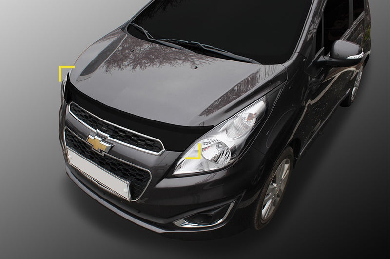 For Chevrolet Spark 2010 - 2015 Bonnet guard protector