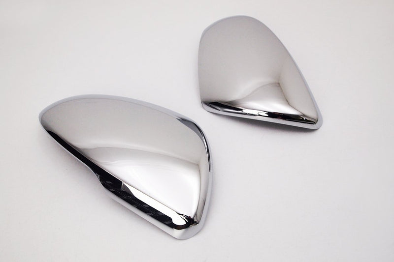 Auto Clover Chrome Wing Mirror Cover Trim Set for Kia Optima 2016+ LED TYPE
