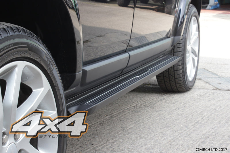 For Range Rover Vogue L405 2013+ Side Steps Running Boards Set - Type 2