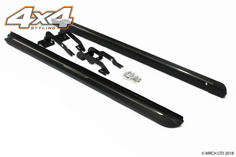 For Hyundai Tucson 2004 - 2010 Side Steps Running Boards Set TYPE 1