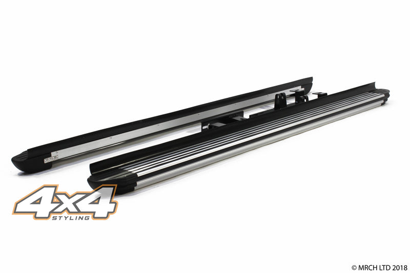 For Mazda CX-5 2011 - 2017 Side Steps Running Boards Set CX5 TYPE 2