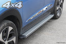 For Jaguar E Pace 2017+ Running Boards Side Steps