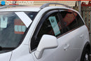 Auto Clover Wind Deflectors Set for Chevrolet Captiva 2007+ (4 pieces)