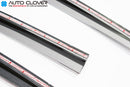 Auto Clover Chrome Wind Deflectors Set for Ford Focus MK3 2011 – 2018 (4 pieces)