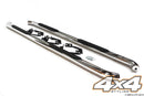 For Isuzu D-MAX 2012 - 2020 T304 Stainless Steel Side Steps Bars Set 3""