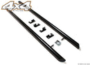 "For Vauxhall Opel Vivaro 2001 - 2014 Black Side Steps Bars Boards Set 3"" SWB"