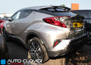 Auto Clover Wind Deflectors Set for Toyota C-HR 2016+ (4 pieces)