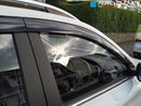 Auto Clover Wind Deflectors Set for MG ZS 2017+ (6 pieces)