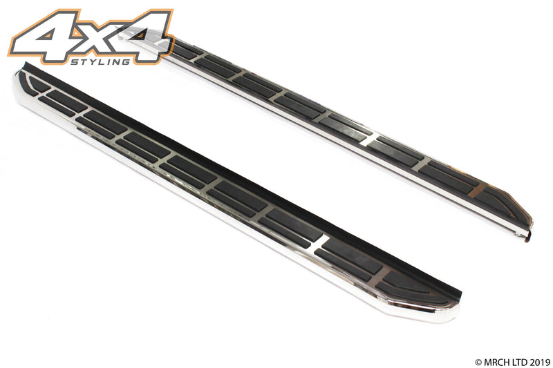 For Mitsubishi Outlander 2010 - 2012 Side Steps Running Boards Set - Type 3