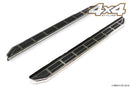 For Audi Q5 2008 - 2016 Side Steps Running Boards Set - Type 3