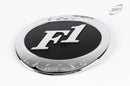 For Hyundai Santa Fe 2001 - 2006 Chrome Fuel Door Cover Trim
