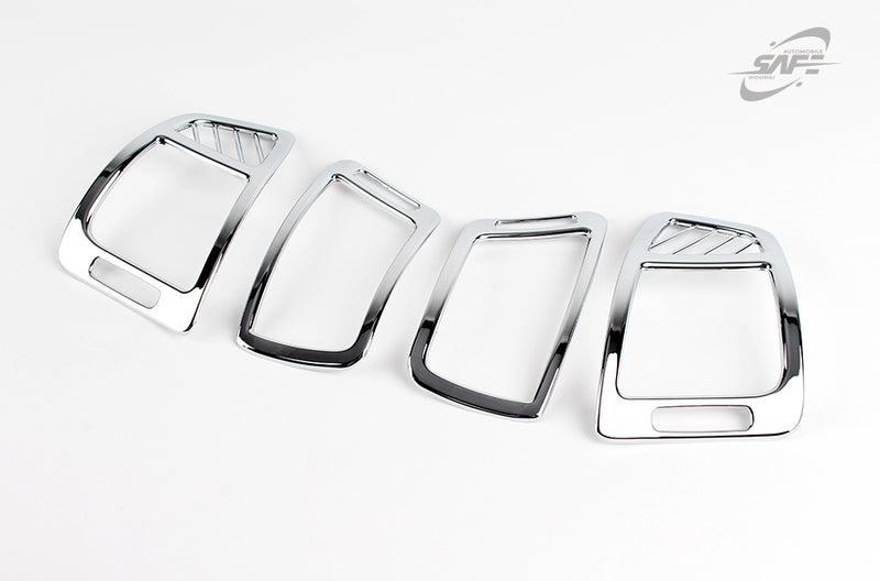 For Kia Sorento 2010 - 2012 Chrome Interior Styling Trim Set