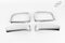 For Kia Sportage 2005 - 2007 Chrome Wing Mirror Cover Trim Set