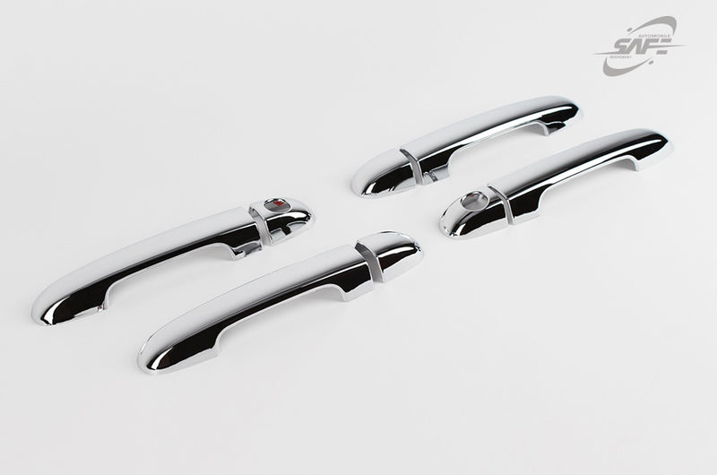 For Kia Soul 2010 - 2014 Chrome Exterior Door Handle Cover Trim Set