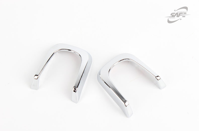 For SsangYong Rexton W 2014 - 2017 Chrome Exterior Door Handle Covers Trim Set