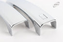 For Kia Soul 2014 - 2019 Chrome Exterior Door Handle Cover Trim Set