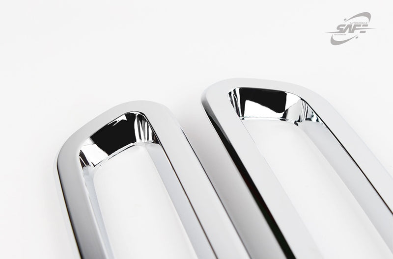 For Chevrolet Trax 2012 - 2016 Chrome Rear Styling Trim Set