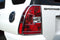 For Kia Sportage 2009 - 2010 Chrome Tail Light Covers Trim Set
