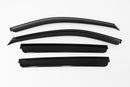Auto Clover Wind Deflectors for Ssangyong Korando / Musso 2013 - 2018 (4 pieces)