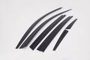 Auto Clover Wind Deflectors Set for Honda CRV 2012 - 2017 (6 pieces)