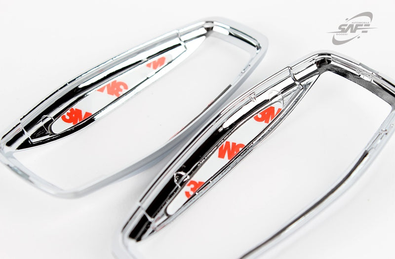 For Hyundai Santa Fe 2001 - 2006 Chrome Exterior Styling Trim Set