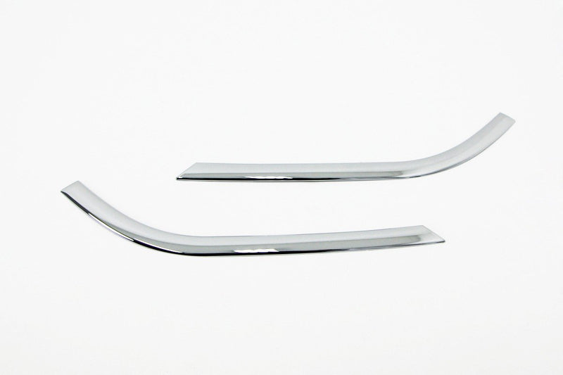 Auto Clover Chrome A Pillar Trim Set for Chevrolet Orlando