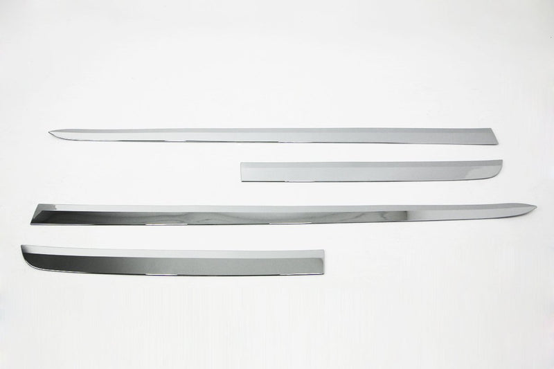 Auto Clover Chrome Side Door Trim Set for Kia Sportage 2010 - 2015