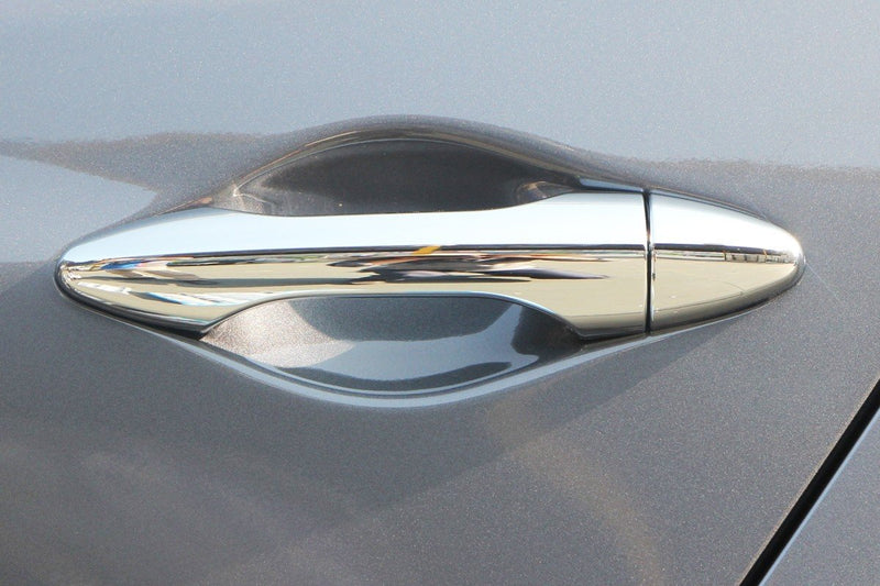 Auto Clover Chrome Exterior Door Handle Cover Trim for Hyundai IX35 2010 - 2015