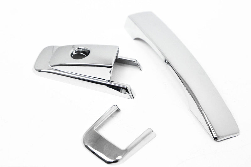 Auto Clover Chrome Door Handle Cover Trim Set for Ssangyong Kyron 2006 - 2011