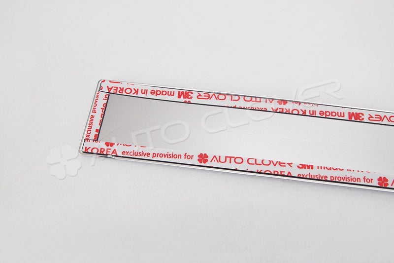 Auto Clover Chrome Side Door Trim Set 5 Door for Hyundai i20 2015 - 2019
