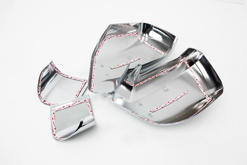 Auto Clover Chrome Wing Mirror Cover Trim Set for Chevrolet Orlando