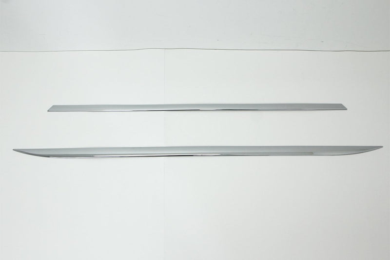 Auto Clover Chrome Boot Trim Set for Kia Carens 2013+