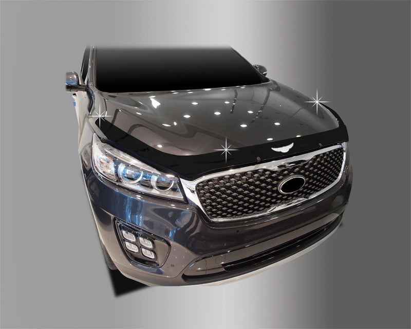 Auto Clover Bonnet Guard Protector Set for Kia Sorento 2015 - 2020