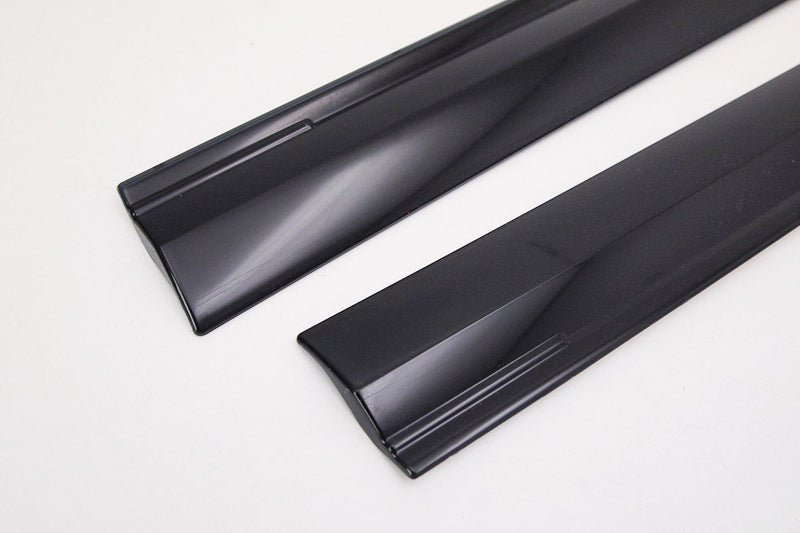 Auto Clover Premium Wind Deflectors Set for Jeep Grand Cherokee 2011+ (6 pieces)