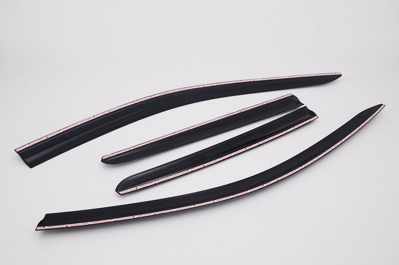 Auto Clover Wind Deflector Set for Hyundai i30 2012 - 2016