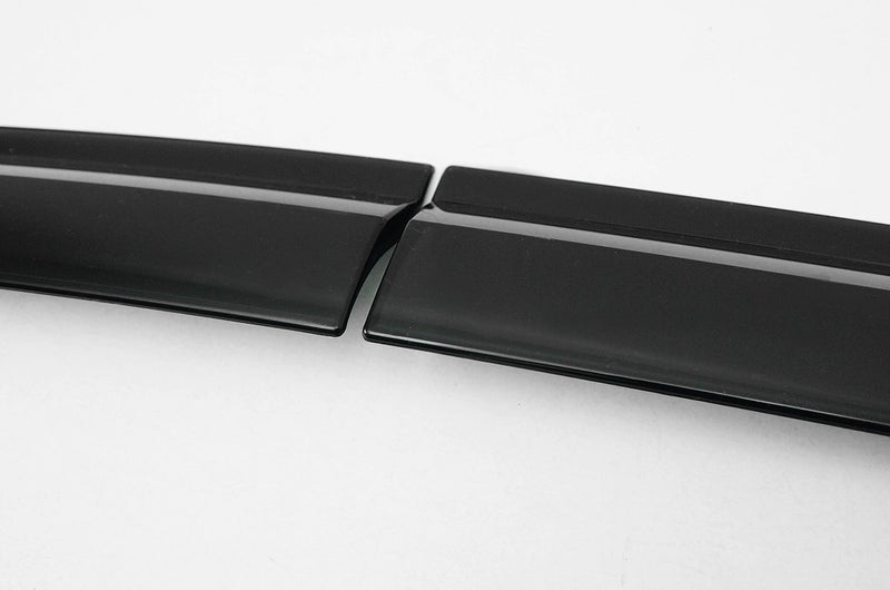 Auto Clover Wind Deflectors for Nissan Navara NP300 2015+ Double Cab (4 pieces)