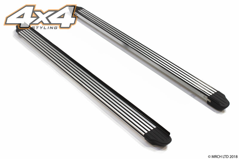 For Hyundai IX35 2010 - 2015 Side Steps Running Boards Set - Type 3