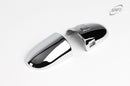 For Renault Koleos 2008 - 2015 Chrome Exterior Door Handle Covers Trim Set