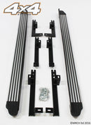 For Jeep Renegade 2014+ Side Steps Running Boards Set