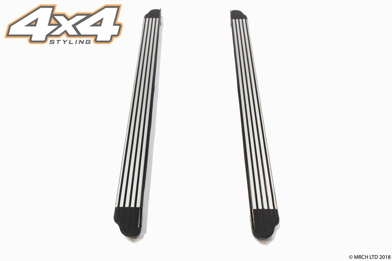 For Nissan X-Trail 2014+ Side Steps Running Boards Set TYPE 3