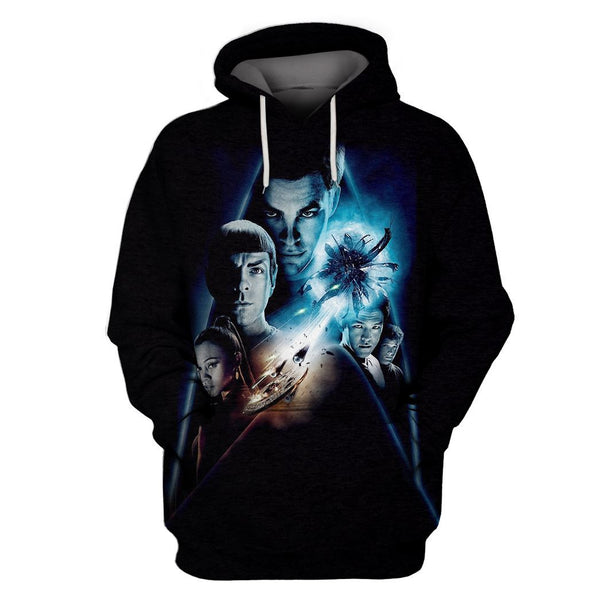 HOT SALE 3D PRINTED - NOT IN STORE Hoddie 3D 3D Tee Art Hoodie S