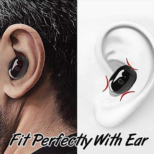 Portable Wireless Waterproof Bluetooth Earbud