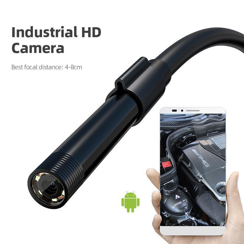 【50% OFF】💝 2021 New Year Sale - Auto Focus WiFi Endoscope Camera🔍