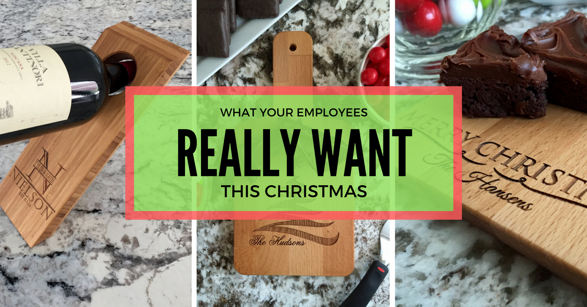 Wondering what your employees want for Christmas? We asked them.
