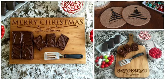 Personalized Holiday Gifts and Decor