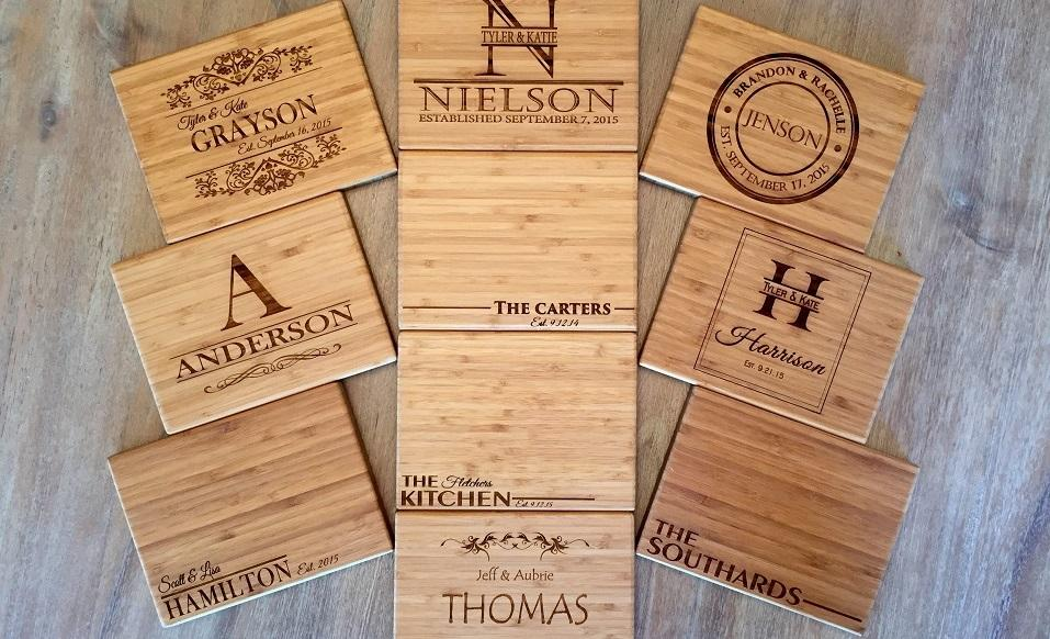 Cutting Boards Just For You
