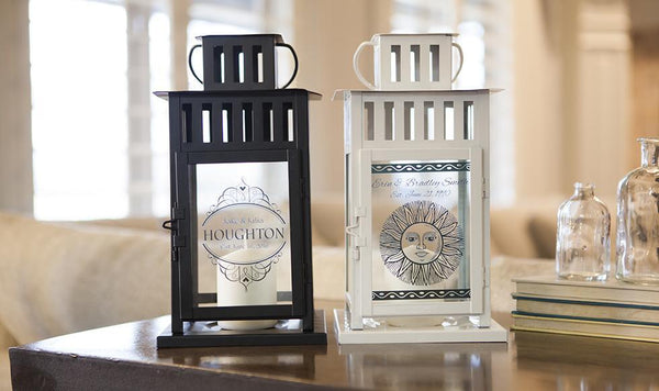 Corporate Holiday Collection - Personalized Lanterns