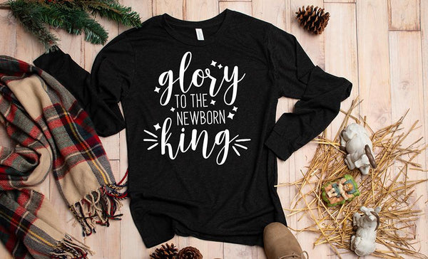 Customized Christian Christmas T-Shirts