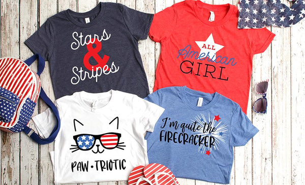 All American Kids T-Shirts