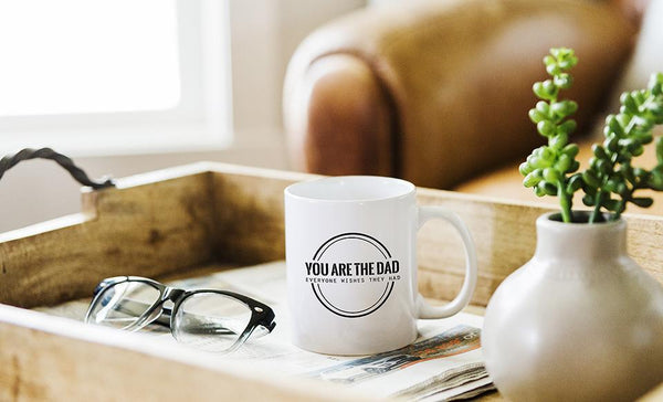 Social Media Deals - Personalized Mugs for Dad and Grandpa